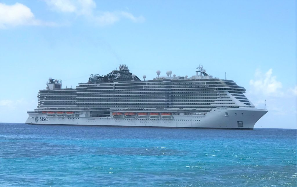 Cruise Review: MSC Seaside - Part 1 (Beautiful Inside & Out